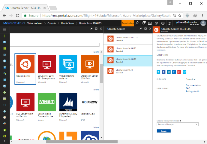 Hosting ASP NET Core Web Application On Azure Linux VM