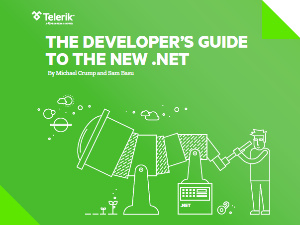 Telerik .NET Book