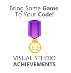 Visual Studio Achievement Logo