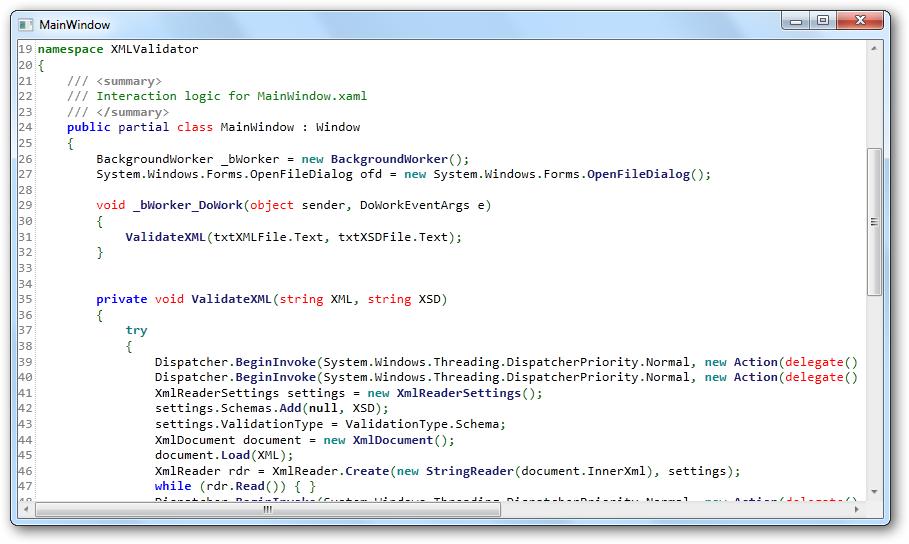 Syntax Highlighter In WPF • Midnight Programmer